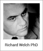 Richard Welch PhD, Father of Mental Photography