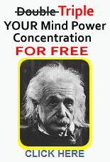 FREE Concentration Training